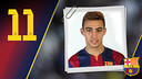 Portrait Munir  el Haddadi. Number 11
