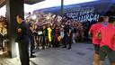 Le public à Malaga / PHOTO: MIGUEL RUIZ-FCB
