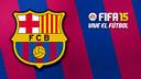 FIFA 15 d'EA SPORTS