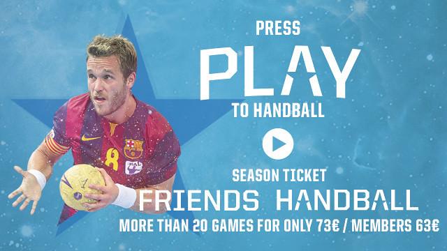 Friends handball