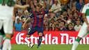 Rakitic au Camp Nou / PHOTO: MIGUEL RUIZ - FCB