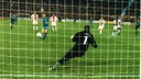 Ronaldo scored the winner against PSG in the 1997 Cup Winners Cup Final. PHOTO: ARXIU-FCB.