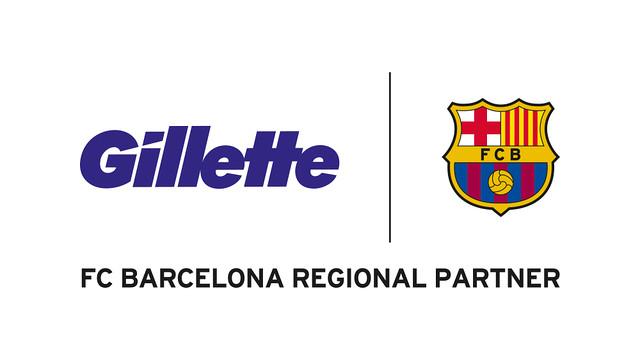 Gillette es nuevo sponsor del Barcelona con Messi como embajador