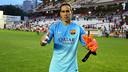 Bravo set a new record at Vallecas. PHOTO: MIGUEL RUIZ-FCB.