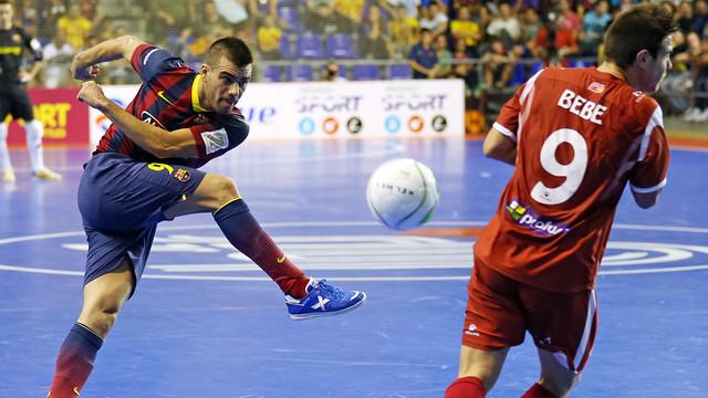 Sergio Lozano confia en la victòria