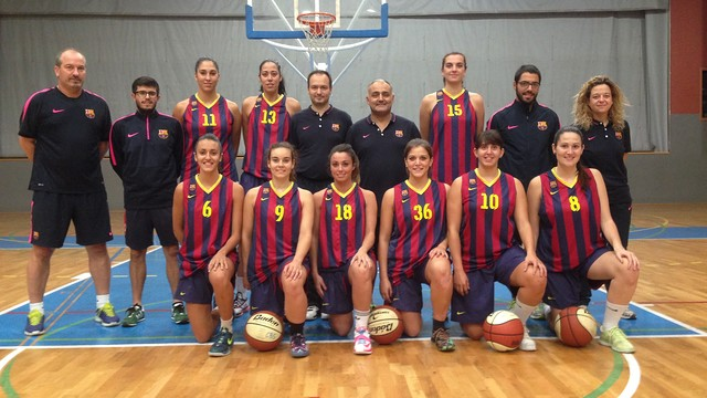 WOMEN'S BASKETBALL 2014/15