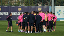 There's training on every non-match day this week / PHOTO: MIGUEL RUIZ - FCB