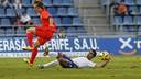 Alen Halilovic and Barça B got tripped up in Tenerife / PHOTO: Juan García Cruz (ACAN)