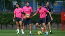 Barça are taking 20 players on the trip to Girona / PHOTO: MIGUEL RUIZ - FCB