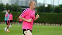 Mathieu will miss Ajax and Almeria through injury / PHOTO: MIGUEL RUIZ - FCB