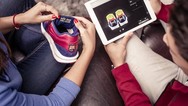 Marc Bartra personalised his Nike Air Max 1