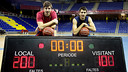 Tomic and Abrines are playing their 200th and 100th games respectively / FOTO: GERMÁN PARGA - FCB