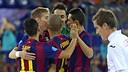 El Barça guanya el primer partit de la Elite Round / FOTO: MIGUEL RUIZ - FCB