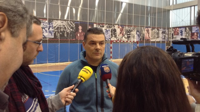 Pascual valorando el partido del domingo / FOTO:FCB