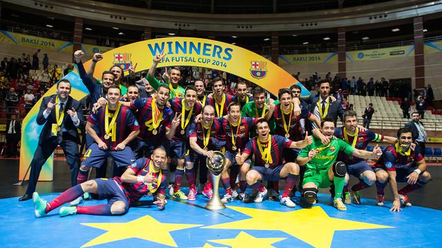 El Barça quiere repetir el éxito de año pasado