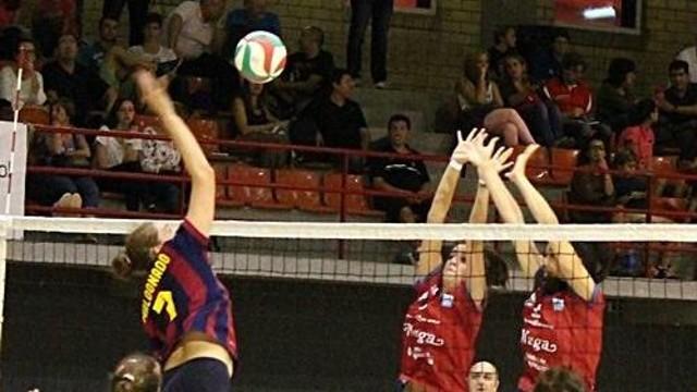 Las azulgranas retornan el voleibol europeo a Cataluña / FOTO:CVB-Barça