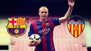 Jérémy Mathieu will be meeting old friends on Sunday / PHOTO: FCB photomontage