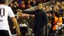 Luis Enrique was speaking after the 1-0 win at Mestalla / MIGUEL RUIZ-FCB