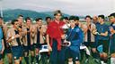 Tito Vilanova''s U16 B team were winners of the  Coppa Maestrelli /  PHOTO: PREMIO MAESTRELLI