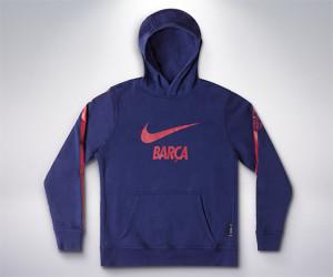 FC Barcelona Kids' Hoodie
