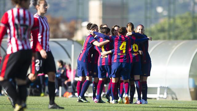 Superliga femenina – J11 El Barça es aún más líder.