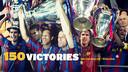 150 victories