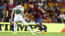 Messi scored two goals last time played against Elche at Camp Nou / MIGUEL RUIZ-FCB