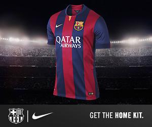 FC Barcelona Nike