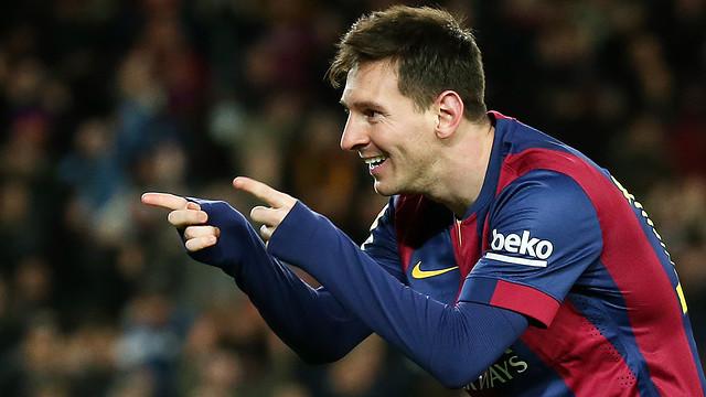 Leo Messi / FOTO: MIGUEL RUIZ - FCB