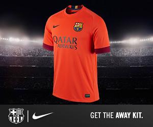 Get the away kit