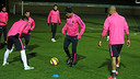 The first team will train every day apart from 6 January / PHOTO: MIGUEL RUIZ - FCB