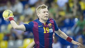 Sigurdsson viurà el seu primer mundial des de que vesteix la samarreta blaugrana/ FOTO:ARXIU-FCB