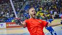 Barça beat Vendrell 5-1 at the Palau on Saturday evening. / PHOTO: VÍCTOR SALGADO-FCB