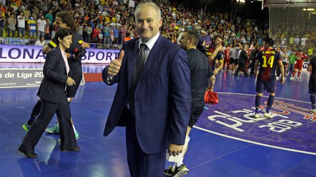 17 títulos avalan la carrera de entrenador de Marc Carmona en el FCB