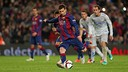 Leo Messi one of the stars of the week yet again / PHOTO: MIGUEL RUIZ - FCB