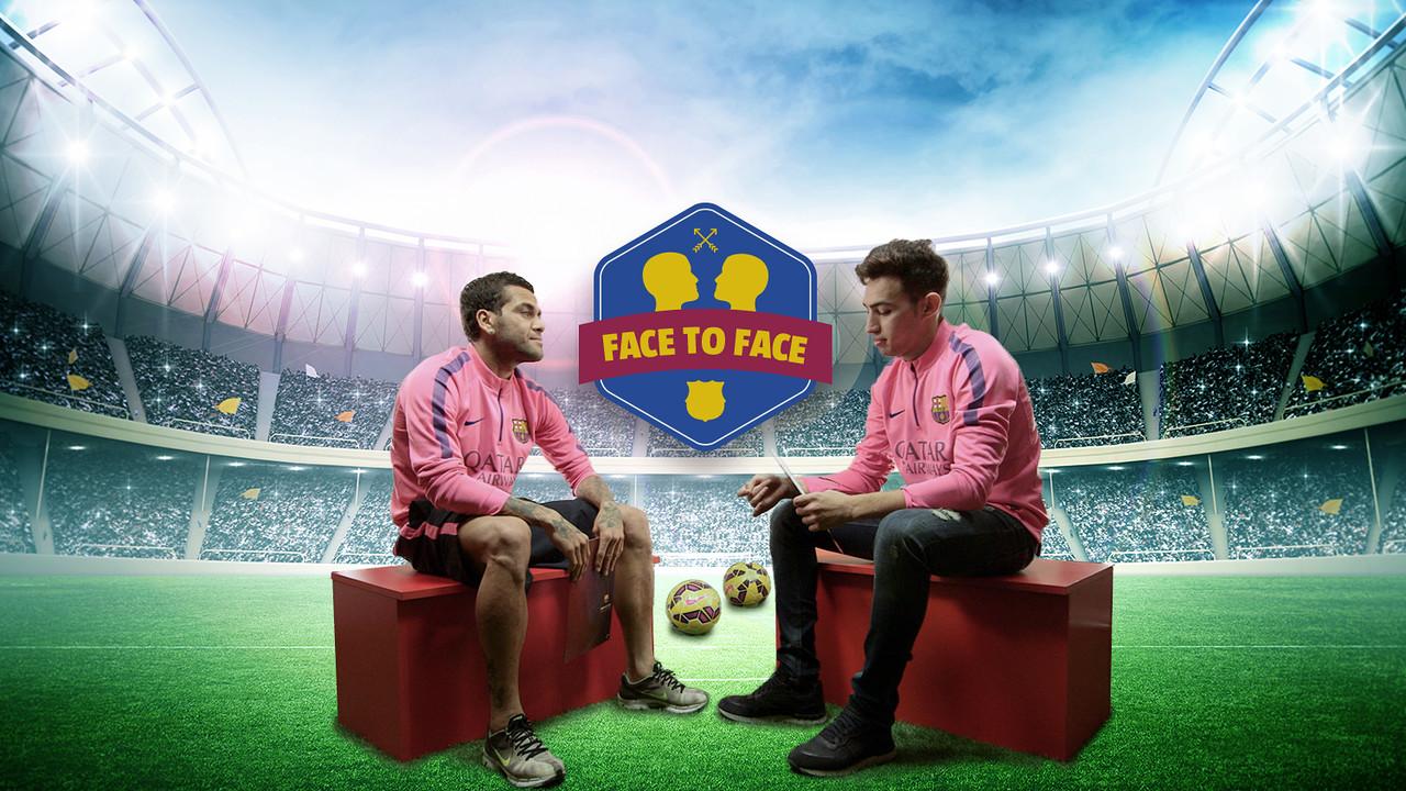 Face to Face: Alves vs. Munir