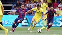 Villarreal wil face Barça in the Cup semi-finall / PHOTO: MIGUEL RUIZ-FCB
