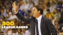 Xavi Pascual is set to reach 300 League games in charge