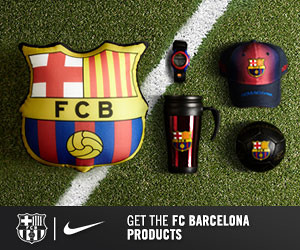 Get the FC Barcelona products