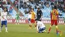 El Barça B ha caído en La Romareda / LFP.ES