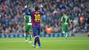 But de Messi contre Levante / VÍCTOR SALGADO-FCB