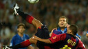Rivaldo's goal against Valencia was one to remember / MIGUEL RUIZ-FCB.
