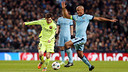 He may have missed a penalty, but Messi was outstanding / MIGUEL RUIZ-FCB