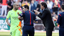 Luis Enrique Martínez was speaking after the 3-1 win in Granada / MIGUEL RUIZ - FCB