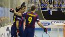 Barça beat Voltregà to reach the final / VÍCTOR SALGADO-FCB