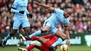 City were handed another defeat by Liverpool / MCFC.CO