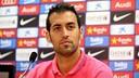 Sergio Busquets / ARCHIVE FCB