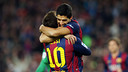 Messi and Suárez will be looking to help Barça back to top spot in La Liga / FCB Archive