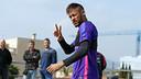 Neymar Jr, suspendu face au Rayo, est de retour / MIGUEL RUIZ-FCB