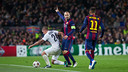 Paris Saint-Germain's Marco Verratti will miss the first leg of the Champions League quarter-finals versus Barça. / GERMÁN PARGA - FCB